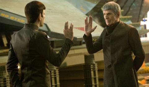 'Star Trek'.