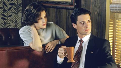 'Twin Peaks'.