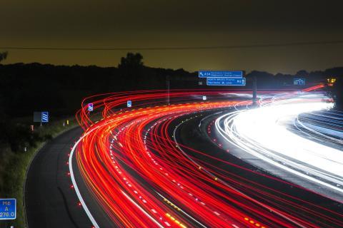 Velocidad carreteras