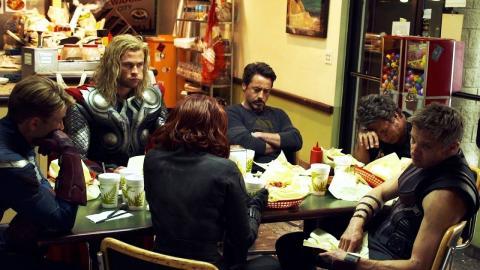 'Los Vengadores'.