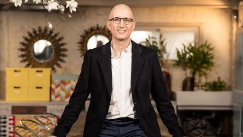 Alfonso Serrano, director de Consumo de Amazon España.