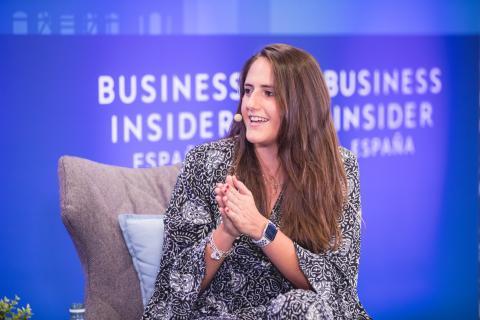 Ana Guerra, directora de Ventas y Nuevo Negocio de Foreo en Europa Occidental.