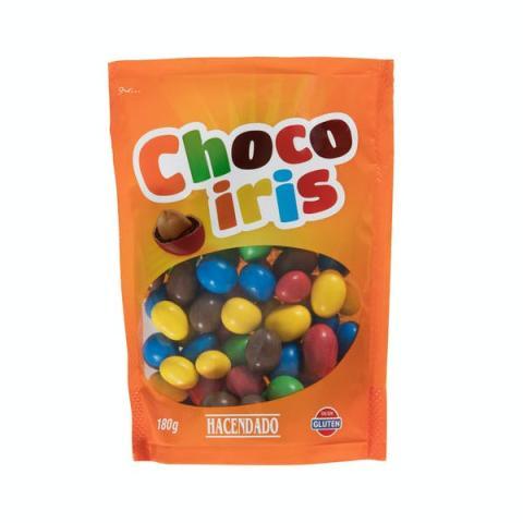 Bolas de chocolate y cacahuete de Mercadona