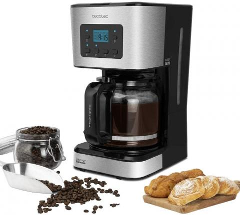 Cafetera Cecotec Coffee 66 Smart