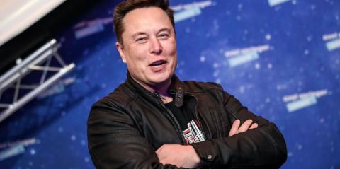 El CEO de Tesla, Elon Musk. Britta Pedersen/Pool/AFP a través de Getty Images