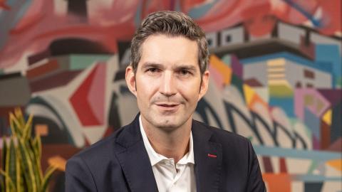 Christopher Kallscheid, director general de Amazon Business para España