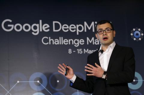Demis Hassabis, CEO de DeepMind Technologies.