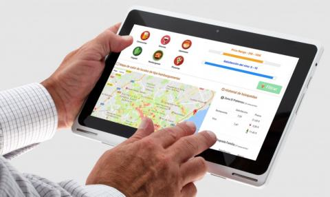 Herramienta Food Radar. Delectatech