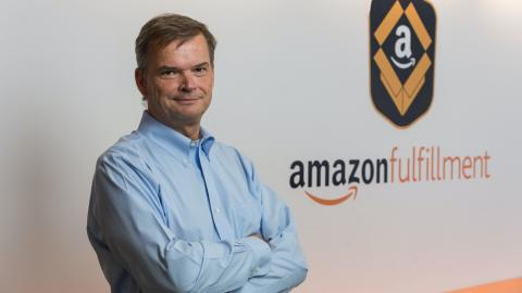 Fred Pattje, Customer Fulfillment Director de Amazon en España, Francia e Italia.