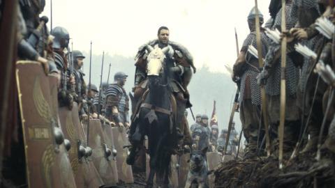 'Gladiator'.