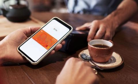 Servicio de Google Pay utilizado por cliente de ING. ING