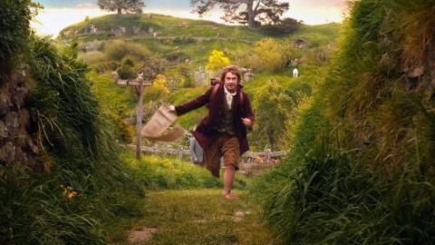 'El Hobbit: un viaje inesperado'.