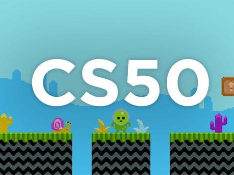 Introducción de CS50 al desarrollo de juegos