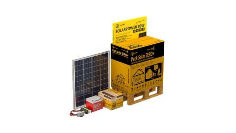 Kit Solar 1