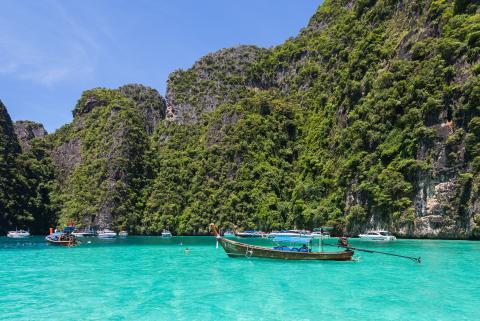 Ko Phi Phi Lee, Tailandia