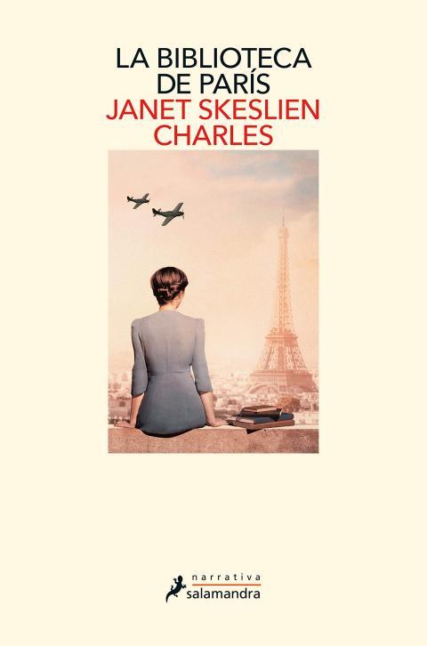 libro La biblioteca de París