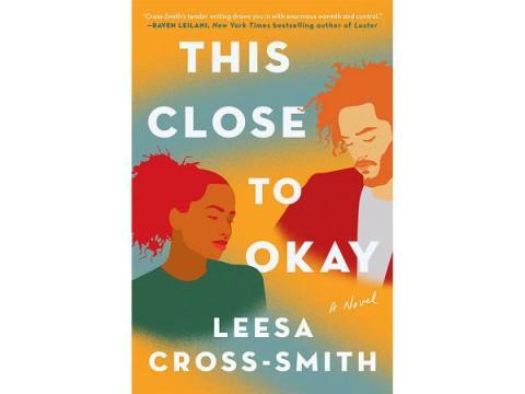 libro This Close to Okay