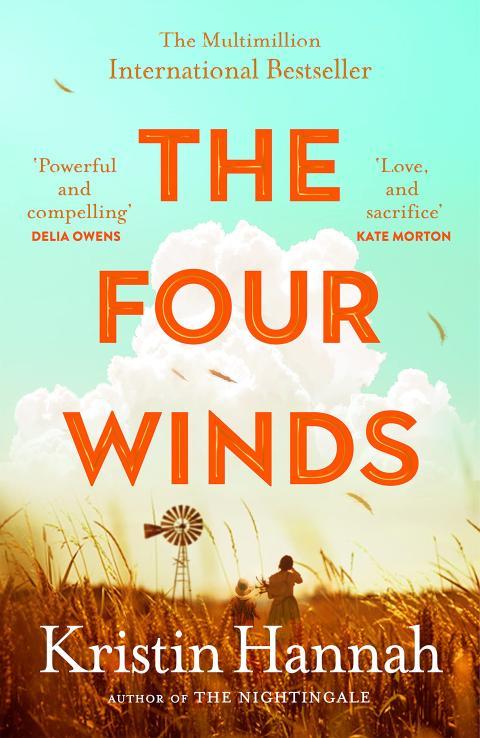 libro Los Cuatro Vientos