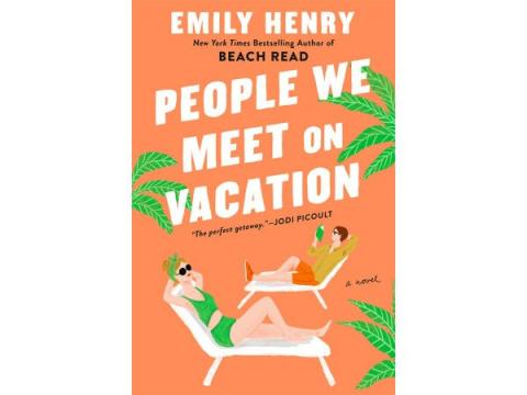 libro People we meet on vacation