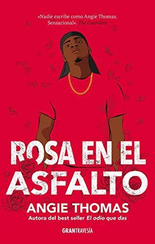 libro Rosa en el asfalto