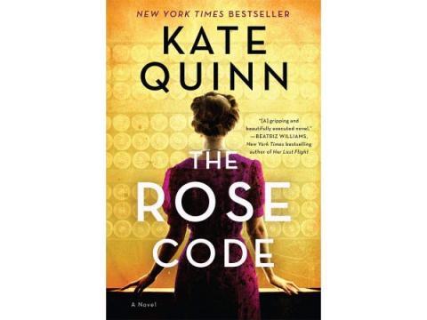libro The Rose Code