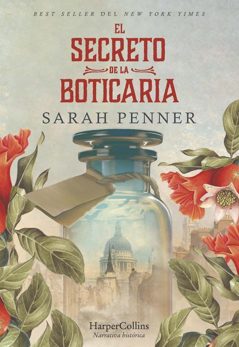libro El Secreto de la Boticaria