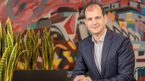 Miguel Álava, director general de AWS en Iberia.