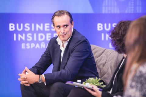 Miguel Gallastegui, director de Marketing de Elizabeth Arden.