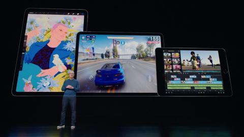 nuevos iPad Apple