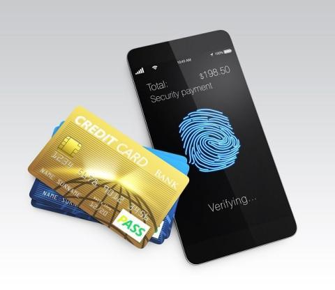 Aplicación de pago por huella dactilar. Génesis