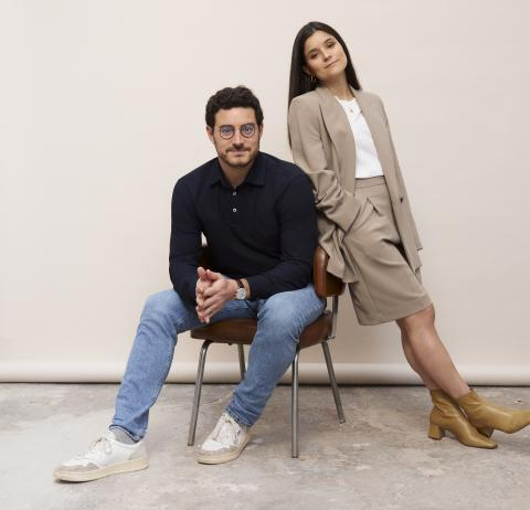 Paola y Humbert Sasplugas, fundadores de PdPaola.