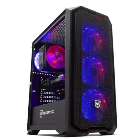PcCom Silver con AMD Ryzen 5