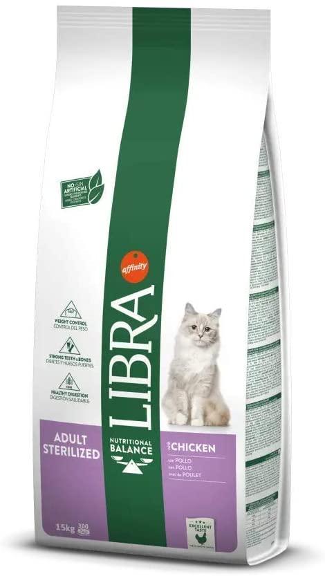pienso gatos Libra