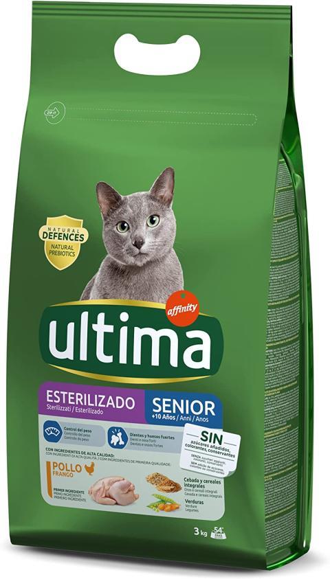 pienso gatos Ultima