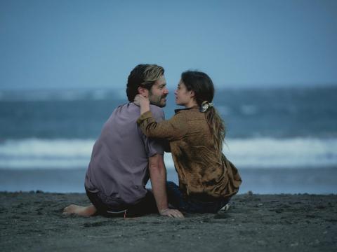 Albano Jerónimo y Hannah Ware en 'The One'.