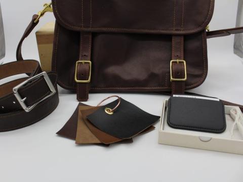 Productos de Enspire Leather.