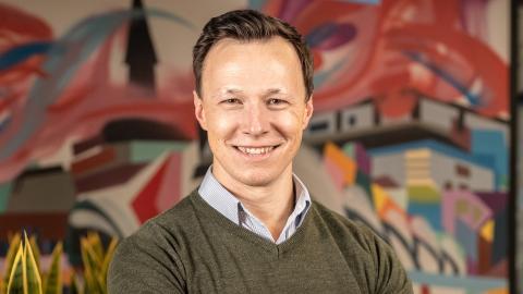 Ryan Frank, director del Marketplace para España