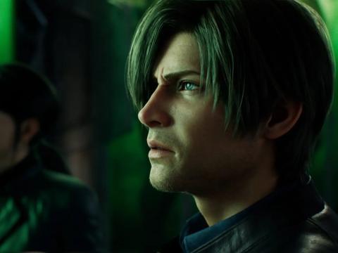 Nick Apostolides ha prestado su voz en 'Resident Evil: Oscuridad Infinita'.