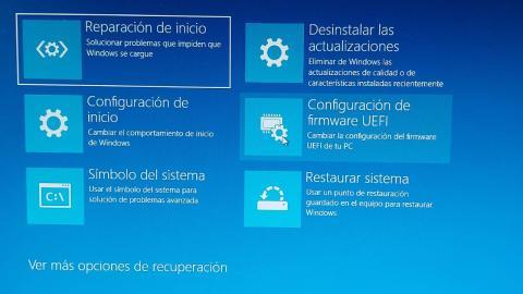 Windows 11 Recuperación 2