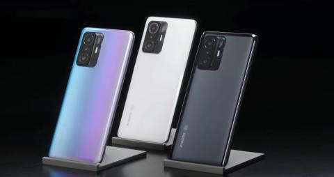 Xiaomi 11T y 11T Pro