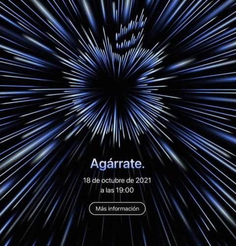 Apple Keynote 18 octubre