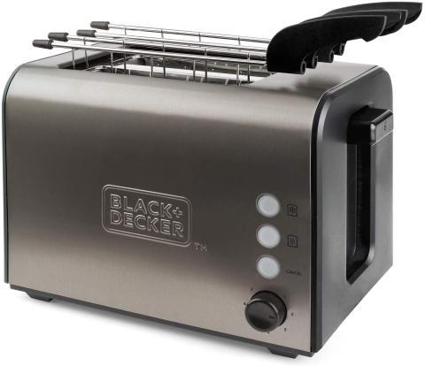 Tostadora Black & Decker BXTOA900E