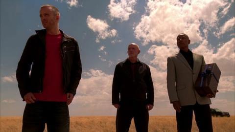 18. Breaking Bad (temporada 4)