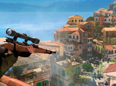 Sniper Elite 4 y WipEout Omega Collection son los juegos gratis de PlayStation Plus en agosto