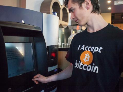 El bitcoin es la criptomoneda más conocida.