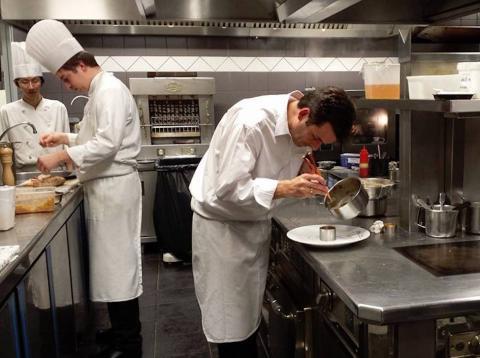 Un renombrado chef francés rechaza su estrella Michelin porque no ...