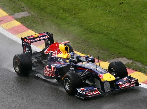 Competición de Fórmula 1