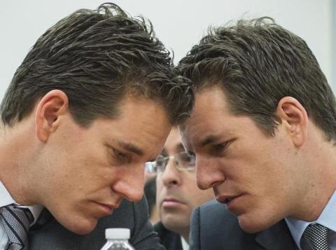 Los gemelos Winklevoss, dos de los primeros multimillonarios gracias al bitcóin