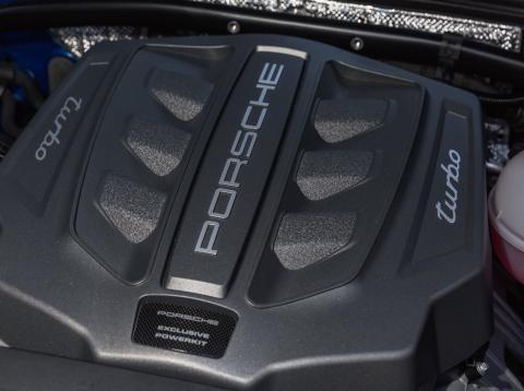 Motor de Porsche