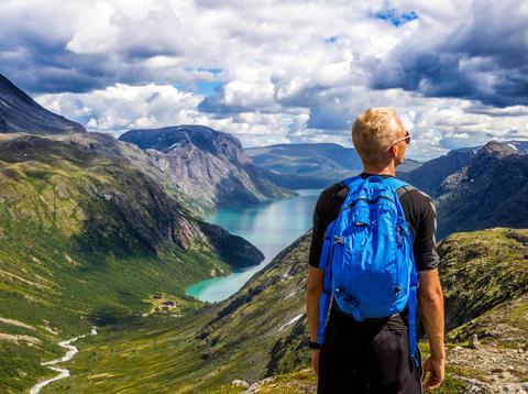Paisaje Noruega